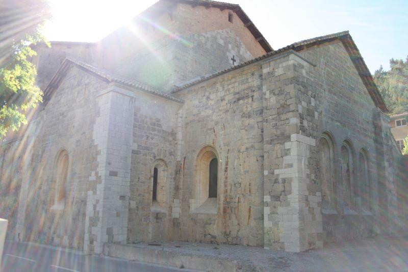 Cathédrale ND du Bourg à Digne-les-Bains