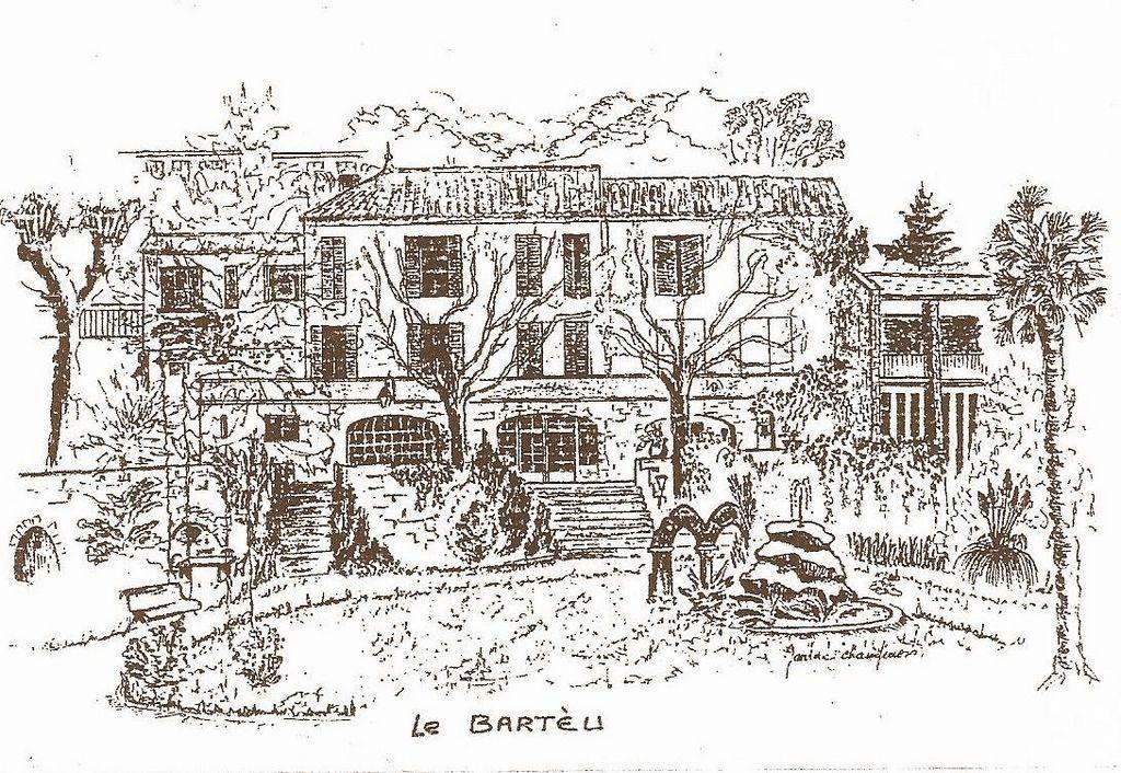 Le Bartèu à Peyruis